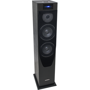 COLUMNA CENTRAL AMPLIFICADA CON USB/SD & BLUETOOTH ' 16cm / 160W MADISON MAD-CENTER160BK