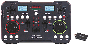 WIRELESS USB CONTROLLER DJ-Tech MIXFREE