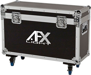 TRANSPORT CASE FOR 2x HOTBEAM-10R AFX FL-2X10R
