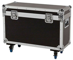 TRANSPORT CASE FOR 2x BEAM7R AFX FL-2X7R